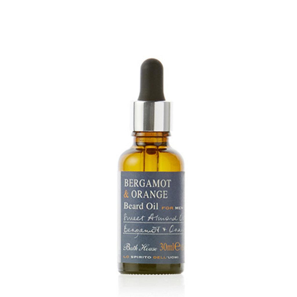 Beard Oil Bergamot & Amber 30ml