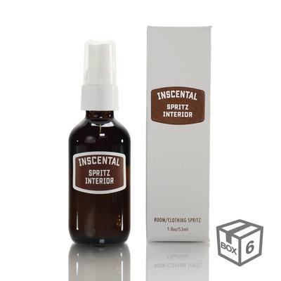 BOX 6x - Inscental Spritz Interior - 53ml spray bottle