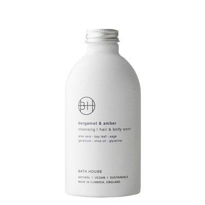 ABE20 - Hair & Body Wash 300ml Bergamot & Amber