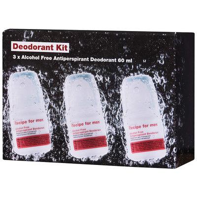 RGIFT-DEO - Giftbox 3x Antiperspirant Deodorant Stick 60ml