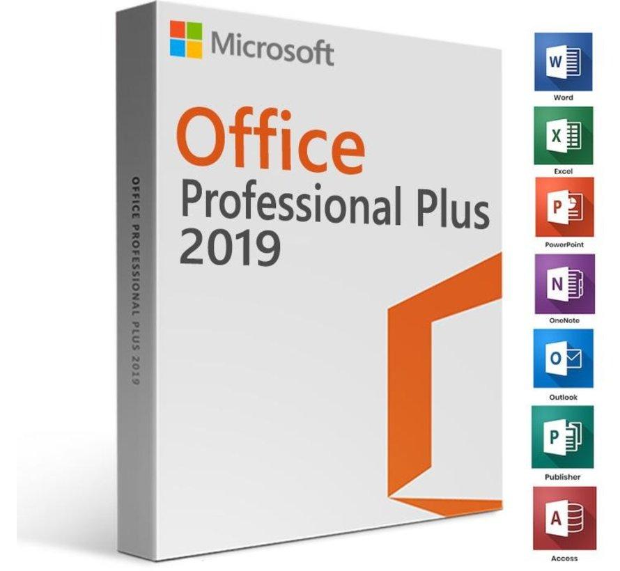 Microsoft Office 2019 Pro Plus