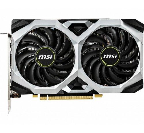 MSI VGA  V379-013R  GeForce GTX 1660 6GB GDDR6