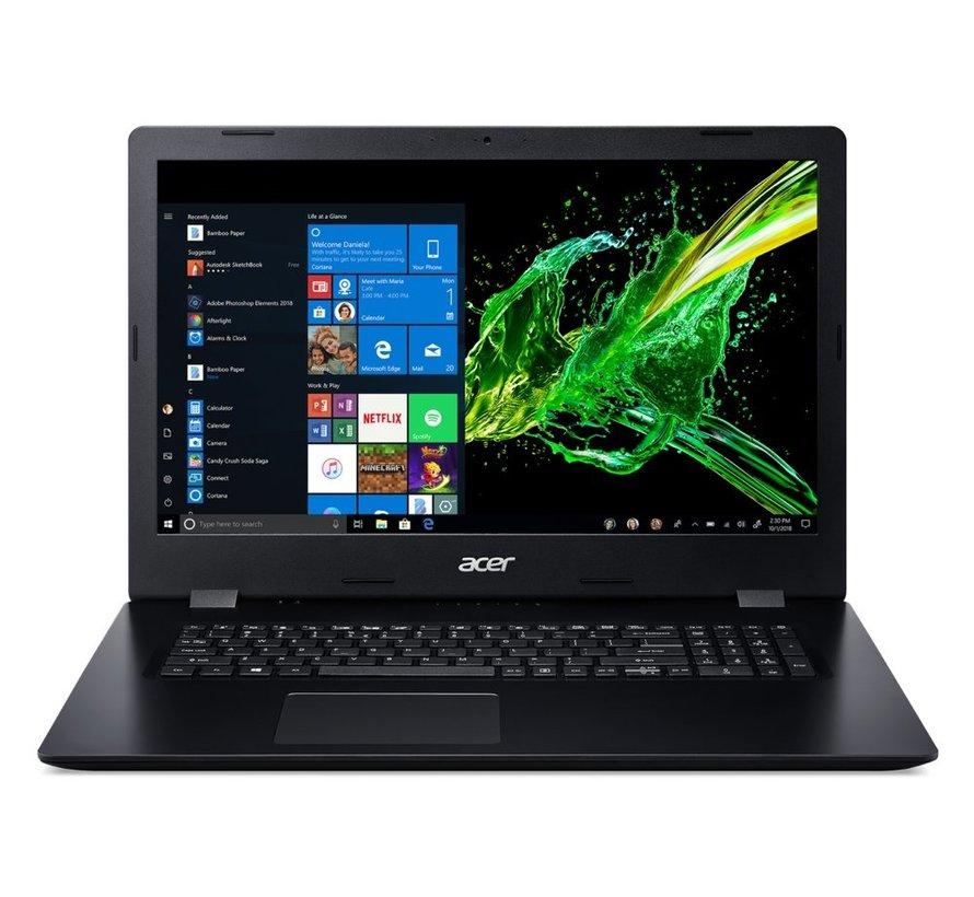 Asp. 3 17.3 /  i3-8130U / 4GB / 256GB NVME / DVD / W10H