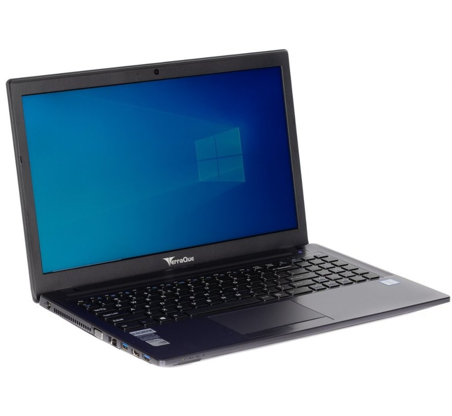 TerraQue 15.6 i7-6700HQ/16GB/256GB+500GB //W10 / UK I