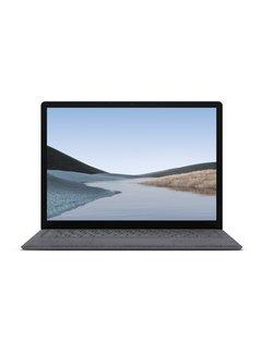 "Microsoft Surface Laptop 3 Notebook Platina 34,3 cm (13.5"") 2256 x 1504 Pixels Touchscreen Intel® 10de generatie Core™ i5 8 GB LPDDR4x-SDRAM 128 GB SS"