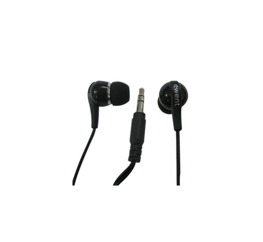Earplug in-ear black