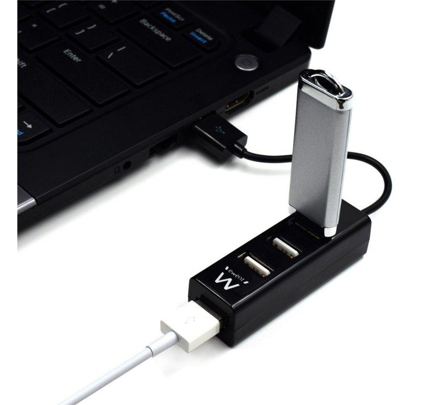 USB 2.0 Hub mini 4 port