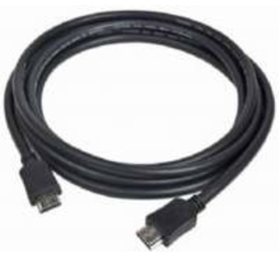 Gembird 10m HDMI HDMI kabel HDMI Type A (Standaard) Zwart