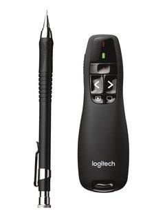 Logitech R400 Draadloze presenter RF Zwart