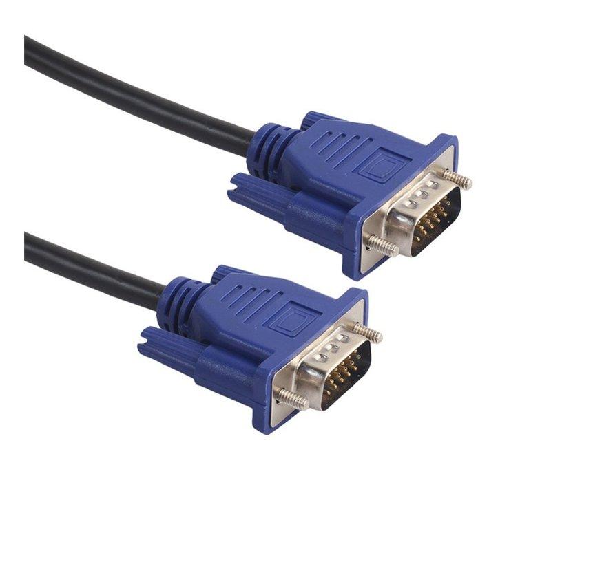 OEM VGA Monitor Cable 5.0 Meter