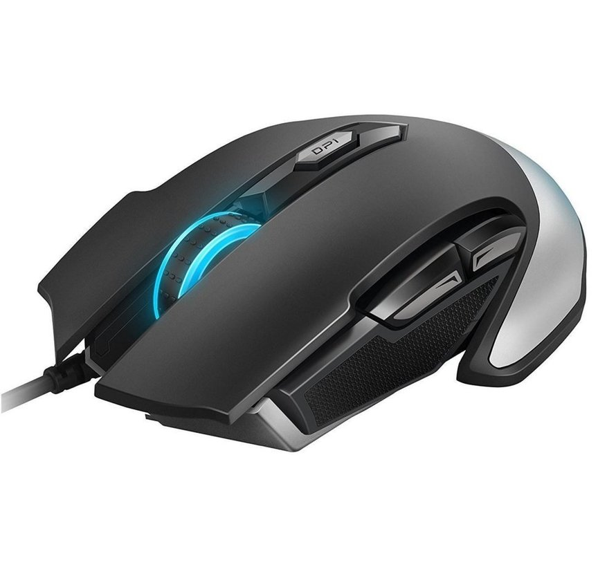 V310 8200dpi Laser Gaming Mouse - Black
