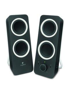 Logitech Z200 Stereo Speakers Rijk stereogeluid