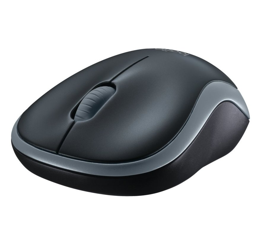 M185 Wireless Mouse Swift Grey