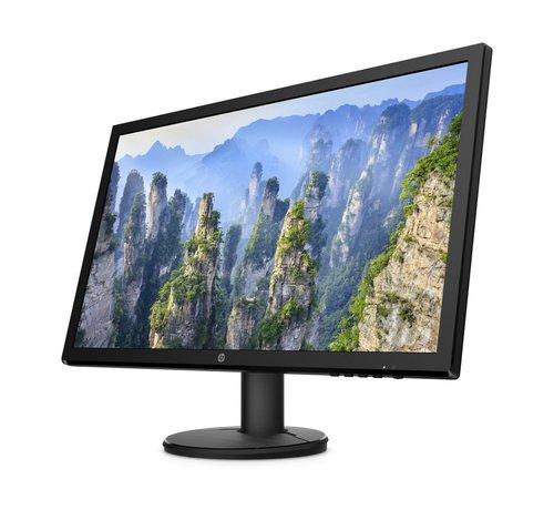 Hewlett Packard Mon HP V24 F-HD / 24inch / HDMI / VGA