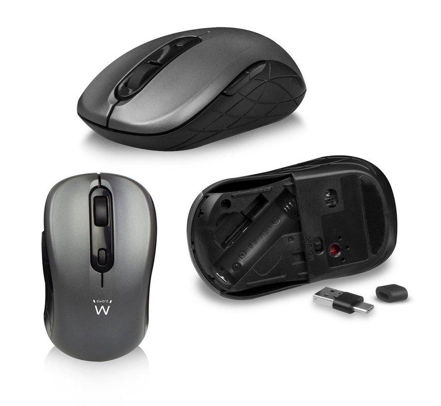 Wireless Keyboard + Mouse / Low Profile keys