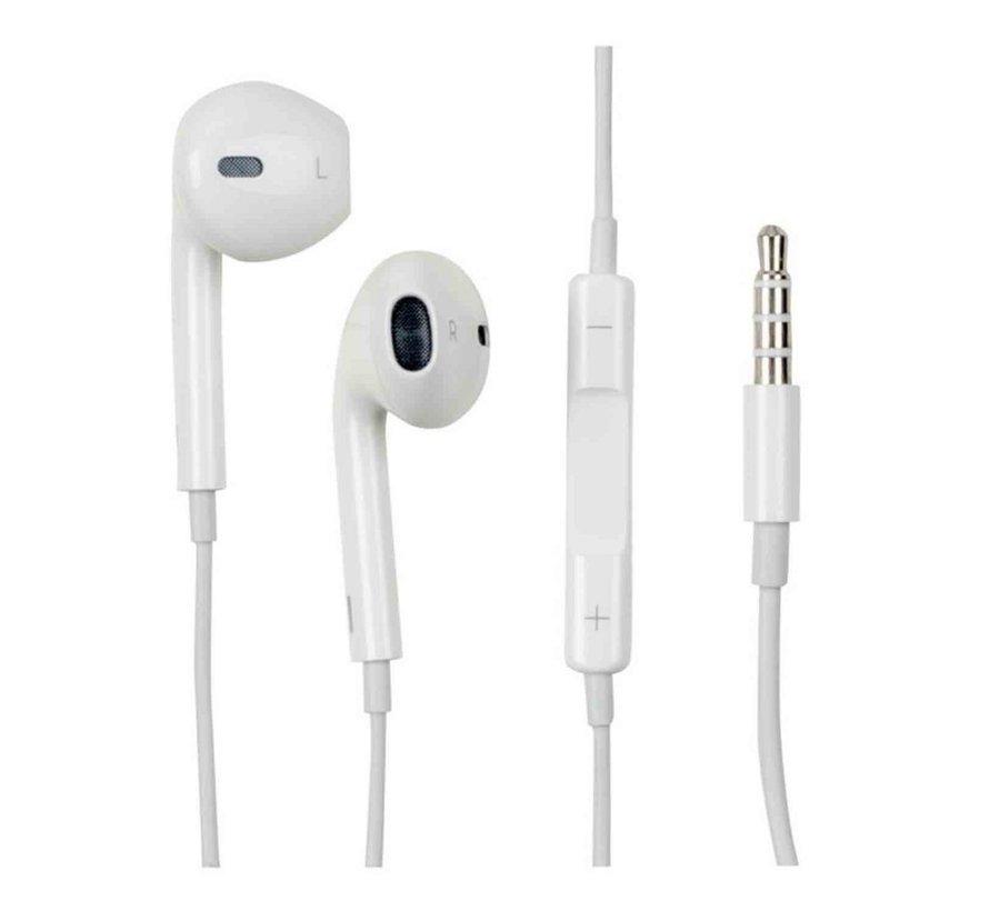 EarPods met 3,5mm connector - Wit