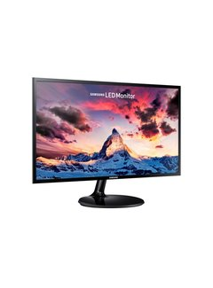 Samsung Monitor  24inch / Full-HD / HDMI / VGA / IPS