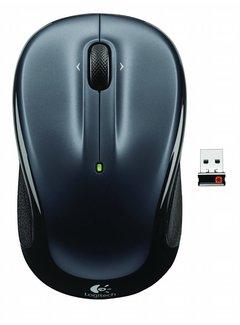 Logitech Retail Draadloze Muis M325 Zwart Bluetooth