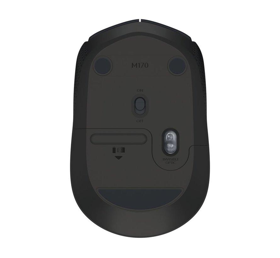 B170 Wireless Mouse Black
