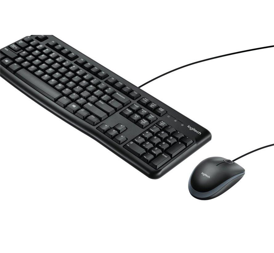 Ret. Wired Desktop MK120