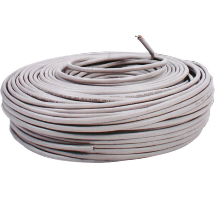 UTP CAT6 netwerkkabel op 50 m rol