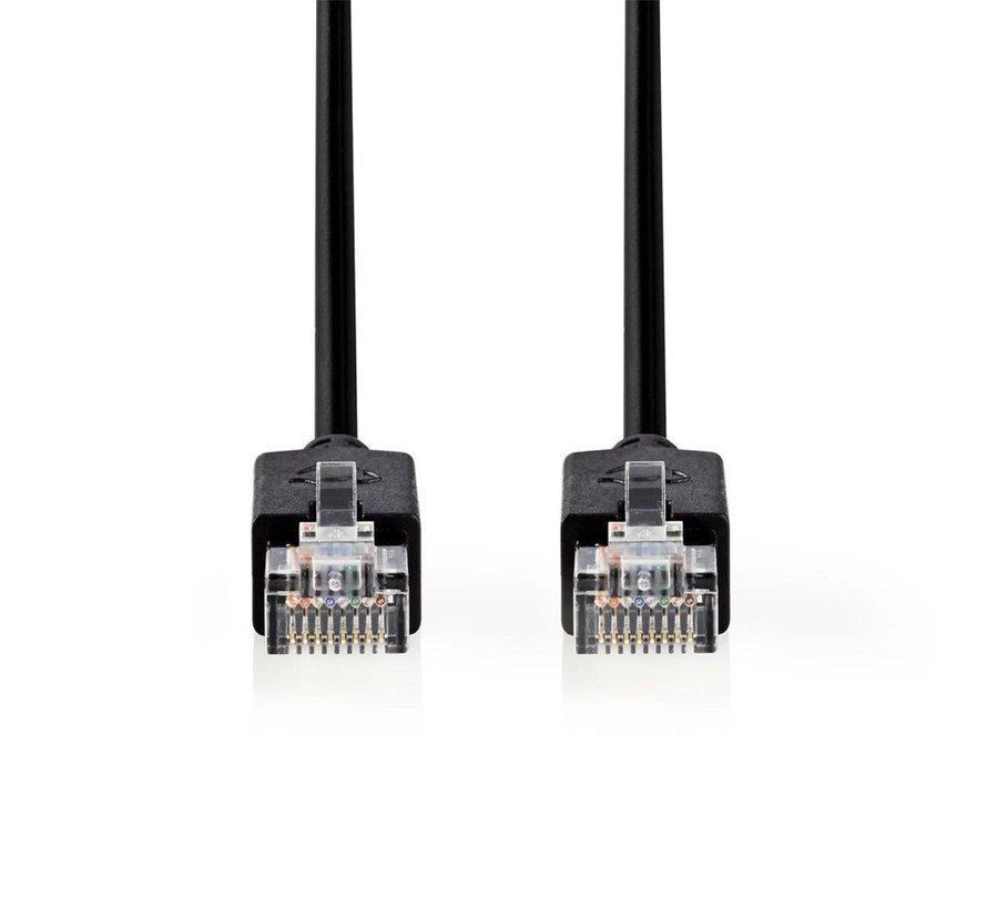 CAT6 F/UTP-netwerkkabel/RJ45 2m Antraciet