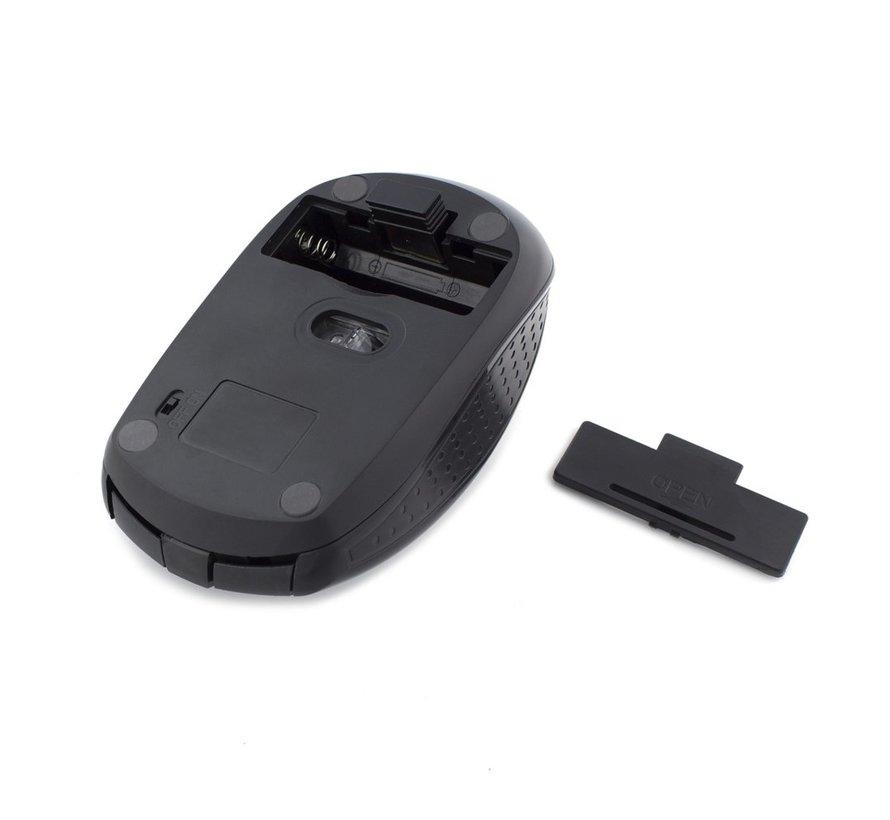 Wireless mouse white 1000/1200/1600dpi