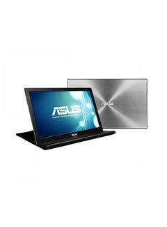 "Asus ASUS MB168B 39,6 cm (15.6"") 1366 x 768 Pixels HD Zwart, Zilver"