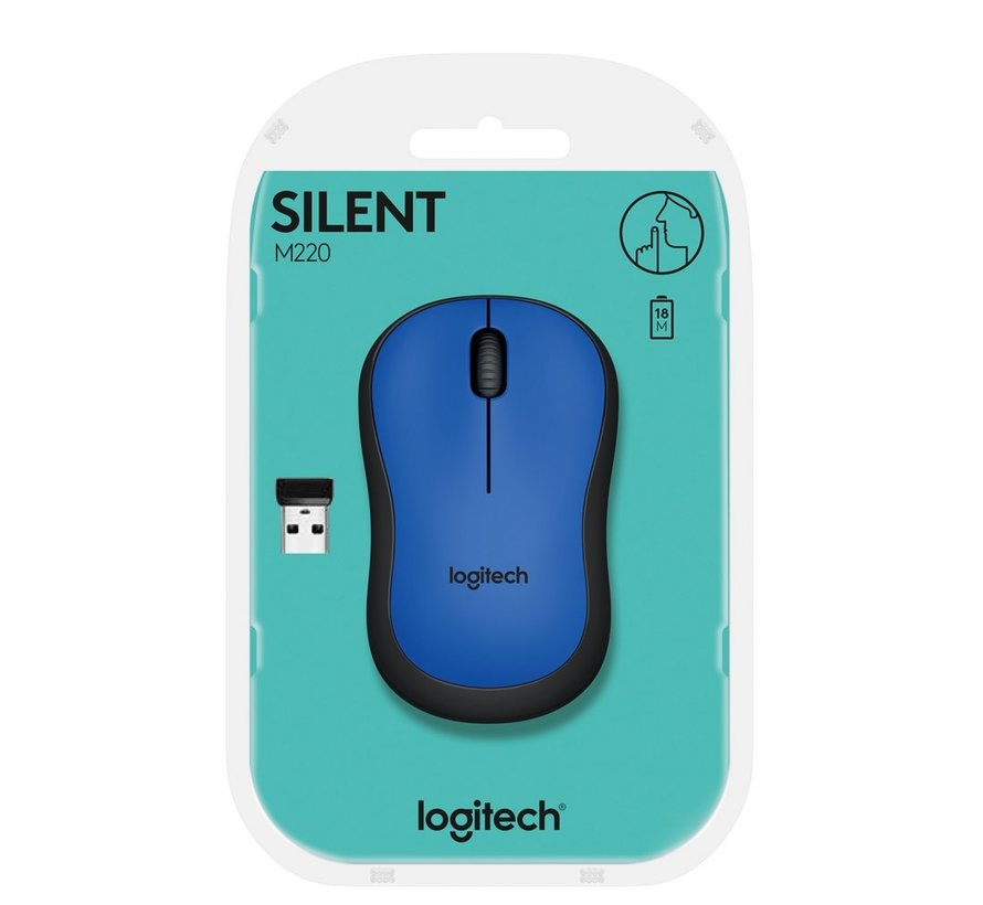 M220 Silent Mouse