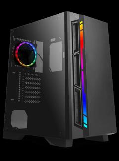 RevengeCom AMD Medium Game PC met 1050Ti  4GB Videokaart