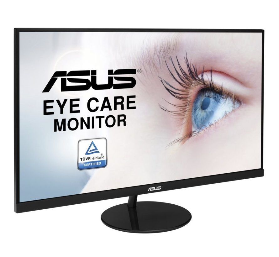 MON ASUS VL249HE 23.8'' IPS HDMI F-HD Zwart