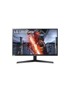 """LG 27GN800-B LED display 68,6 cm (27"""") 2560 x 1440 Pixels Quad HD Zwart, Rood"""