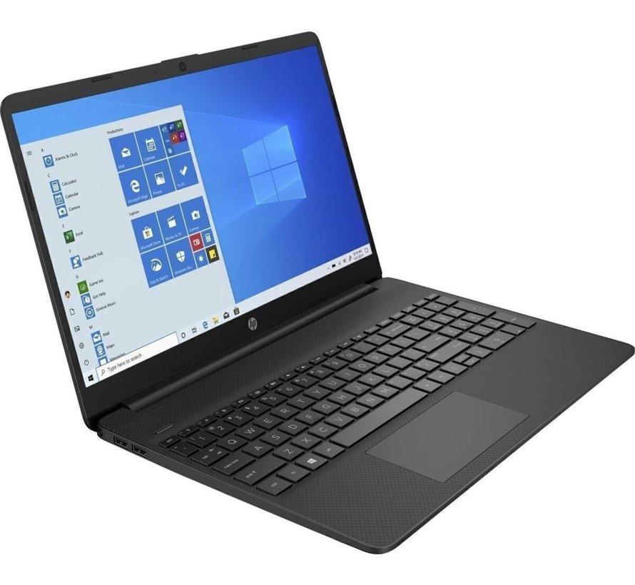 HP 15S 15.6 F-HD Ryzen 3 5300U QUAD Core  8GB  / 256GB / W10