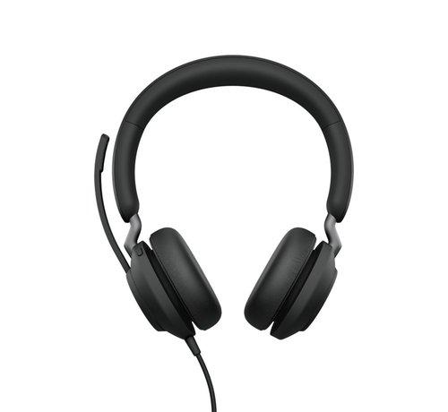 OEM Jabra Headset Evolve 40 Setero MS USB