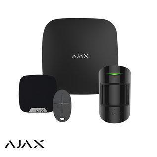 AJAX Systems AJAX StarterKit S, Hub, MotionProtect, HomeSiren, SpaceControl
