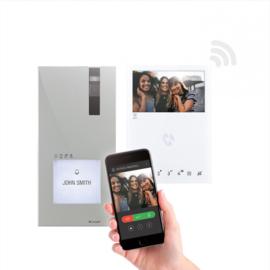 Comelit Comelit Quadra Kit Mini 8451V, Handsfree, Wifi