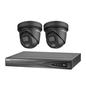 HIKVISION Hikvision 2 X ColorVu camera 2.0 4 MP IP camerabewaking kit
