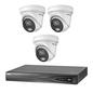 HIKVISION Hikvision 3 X ColorVu 2.0 camera 2 MP IP camerabewaking kit