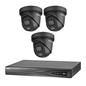 HIKVISION Hikvision 3 X ColorVu 2.0 camera 4 MP IP camerabewaking kit