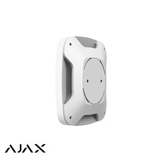 AJAX Systems AJAX FireProtect Plus, draadloze optische rookmelder met CO melder