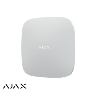 AJAX Systems Ajax Hub 2 Plus, met 2x GSM, Wifi en LAN communicatie
