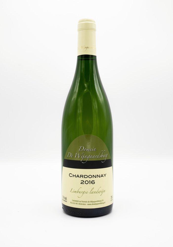 Klassieke Chardonnay van Domein de Wijngaardsberg