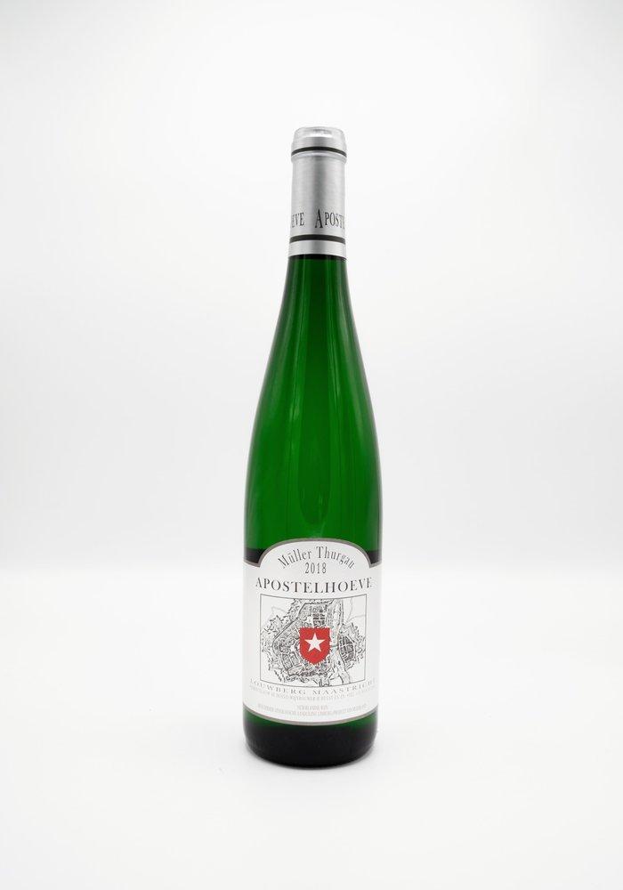 Muller Thurgau gemaakt door de oudste wijngaard van Nederland