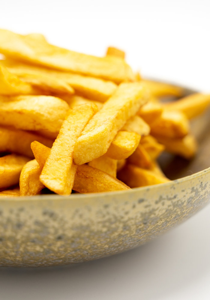 Verse friet voor 2 personen
