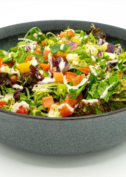 F. Geurten - Groenten & Fruit Rijkelijk gevulde salade