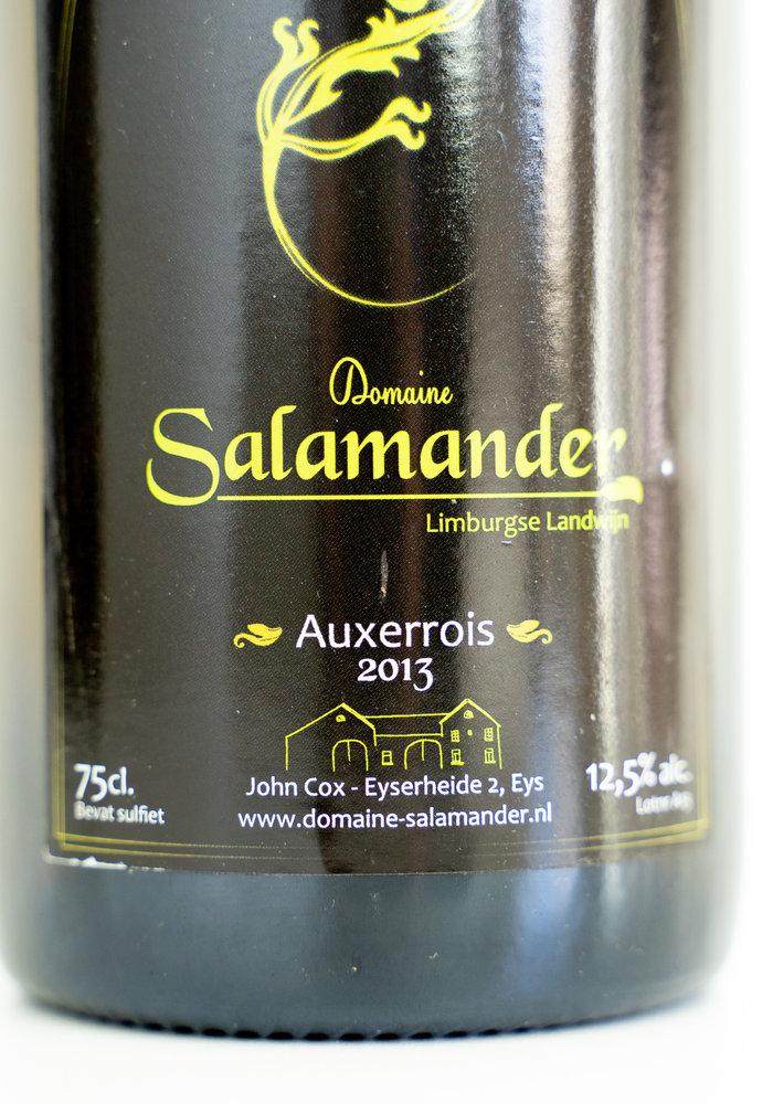 Auxerois Domaine Salamander