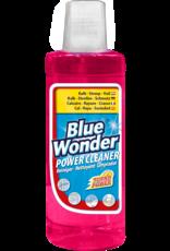 Blue Wonder Blue Wonder Power Cleaner Sanitair-reiniger met Dop 12x 750 ml omdoos