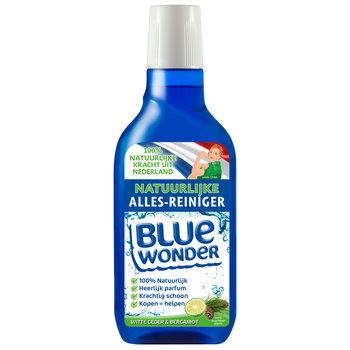 Blue Wonder Blue Wonder 100% natuurlijke Alles-reiniger Witte Ceder - 750 ml fles met Dop