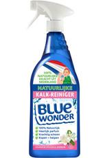 Blue Wonder Blue Wonder 100% natuurlijke Kalk-reiniger - 750 ml spray fles