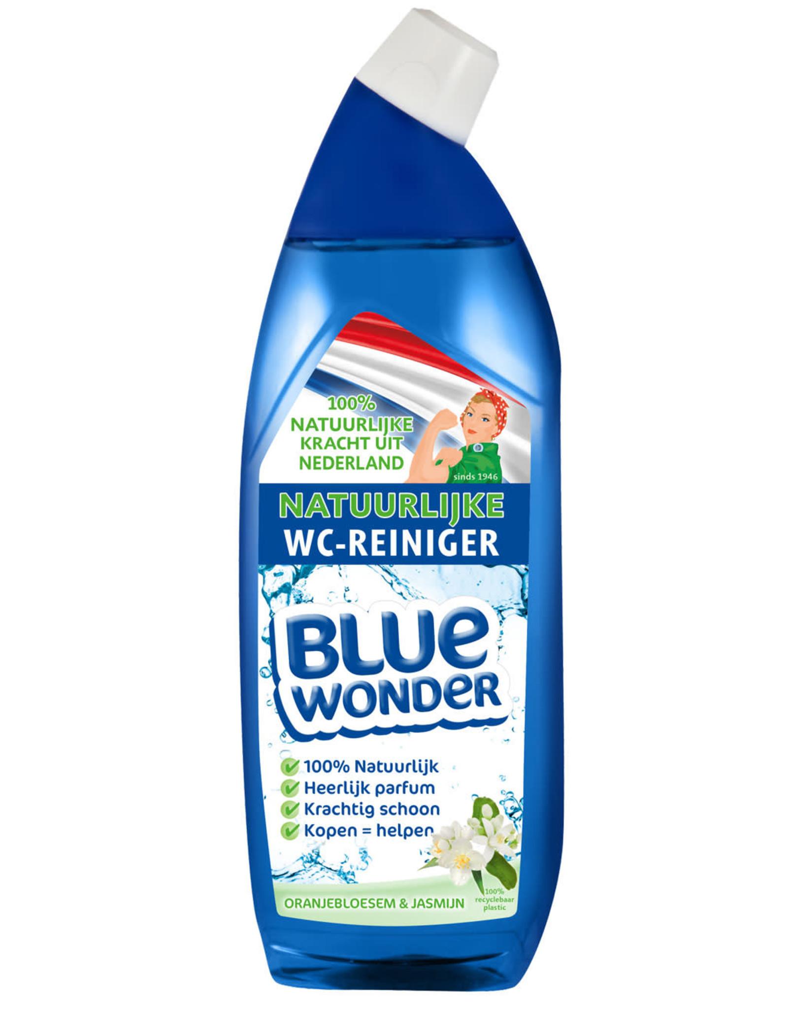 Blue Wonder Blue Wonder 100% natuurlijke WC-reiniger - 750 ml fles